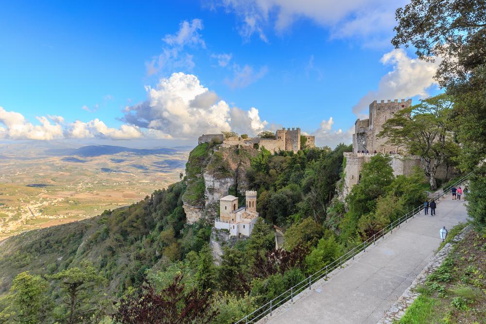 Фото: Сицилия Бюджетная Европа Бюджетная Европа: едем в низкий сезон sicily 2