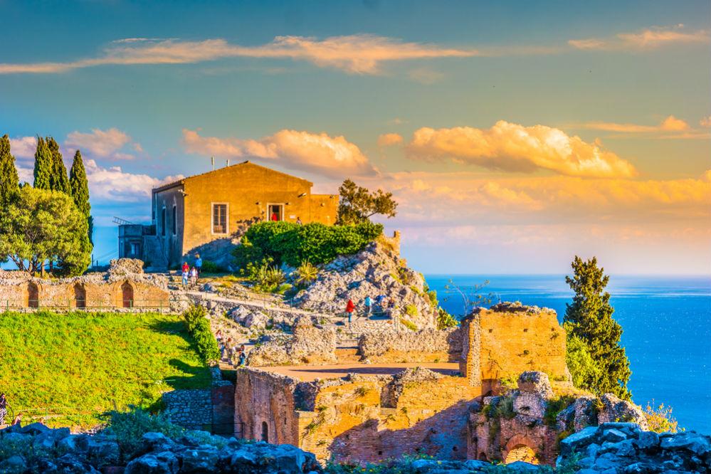 Фото: Сицилия Бюджетная Европа Бюджетная Европа: едем в низкий сезон sicily