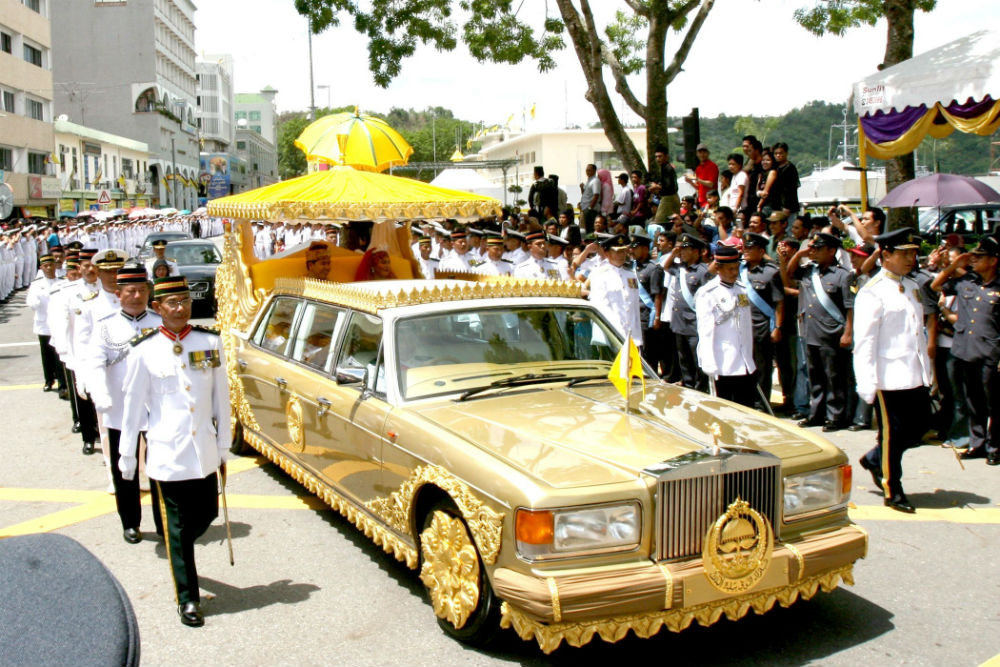 Фото: Султан Брунея