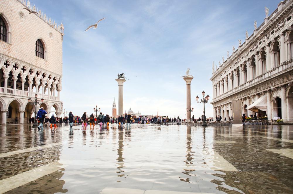 Фото: Венеция Бюджетная Европа Бюджетная Европа: едем в низкий сезон venice 1