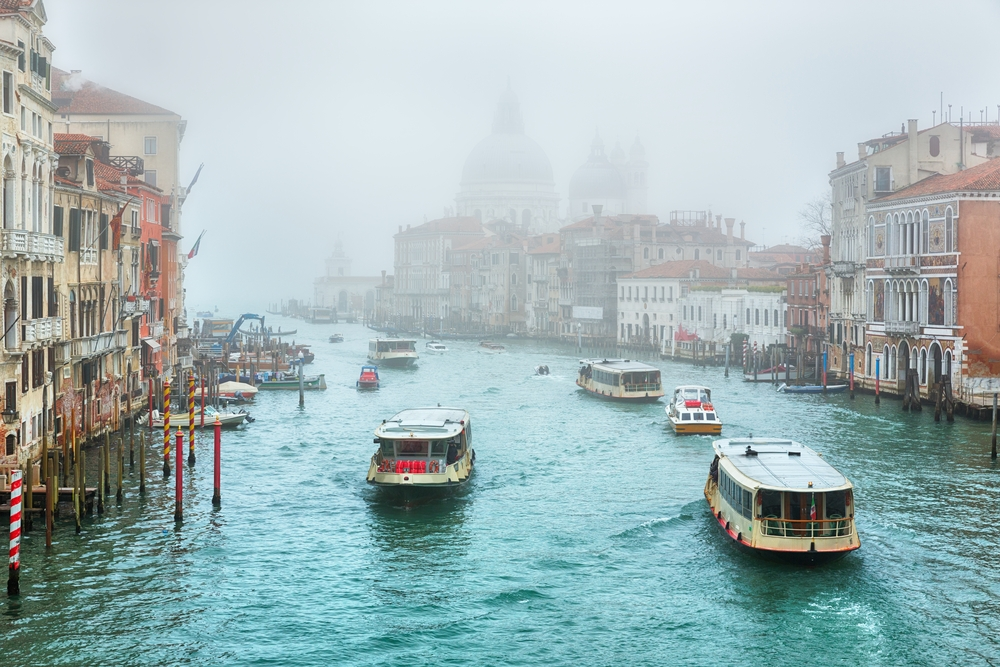 Фото: Венеция Бюджетная Европа Бюджетная Европа: едем в низкий сезон venice 4