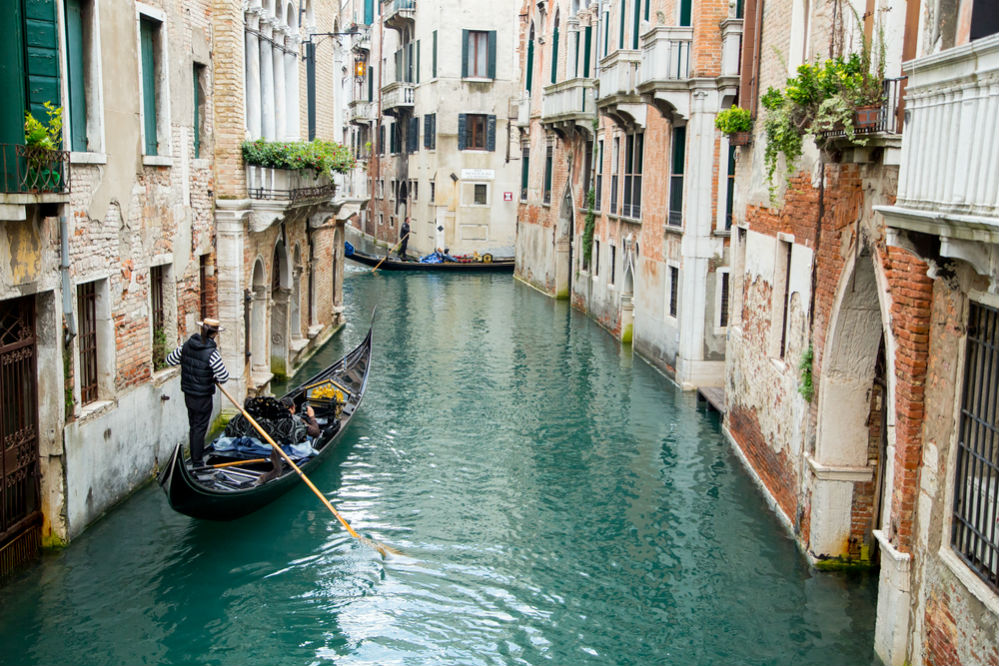 Фото: Венеция Бюджетная Европа Бюджетная Европа: едем в низкий сезон venice