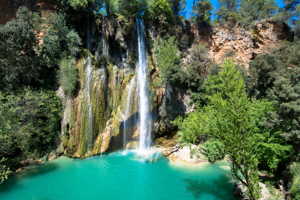 Фото: Водопад Силланс