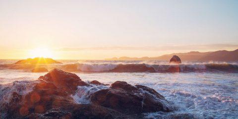 Фото: Большие волны