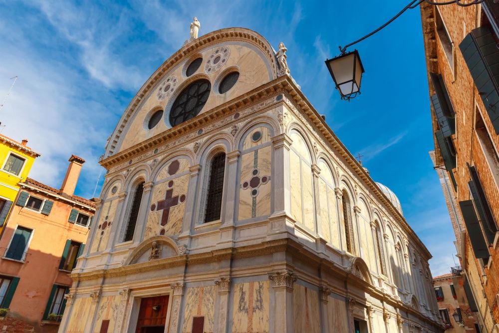 Фото: Церковь Санта-Мария-деи-Мираколи