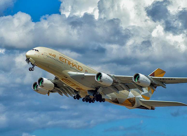 Фото: Etihad Airways