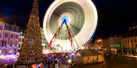 Фото: Рождественские ярмарки Франции
