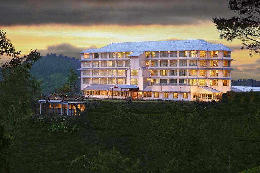 Фото: Отель в здании чайной фабрики, Шри-Ланка