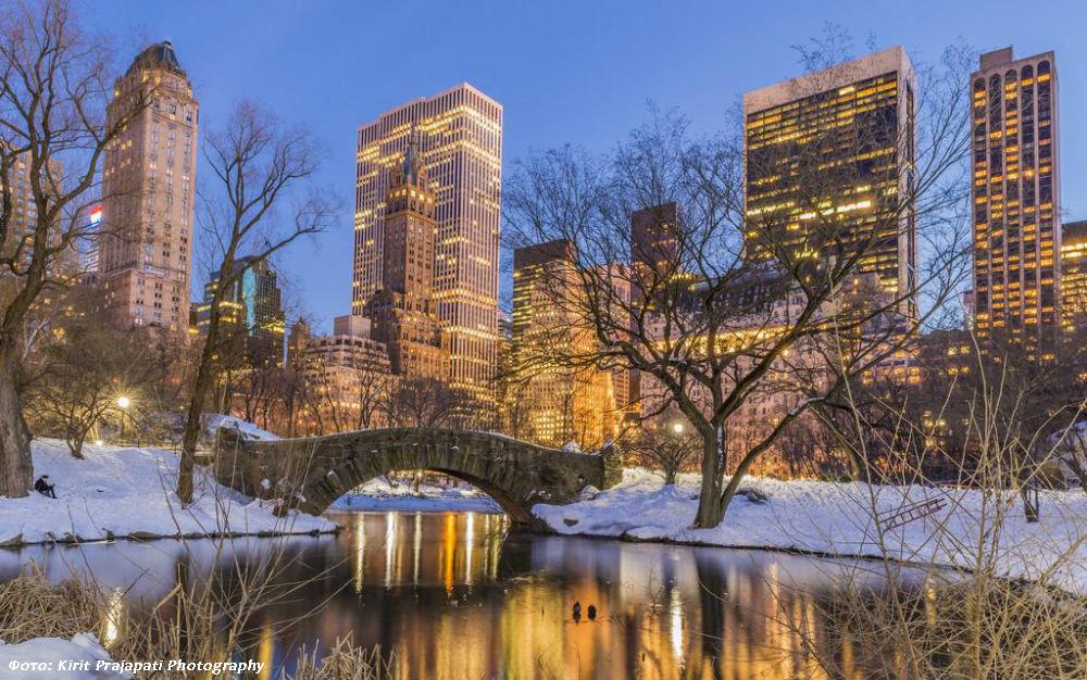 Фото: Центральный парк в Нью-Йорке