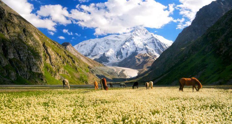 Фото: Киргизия