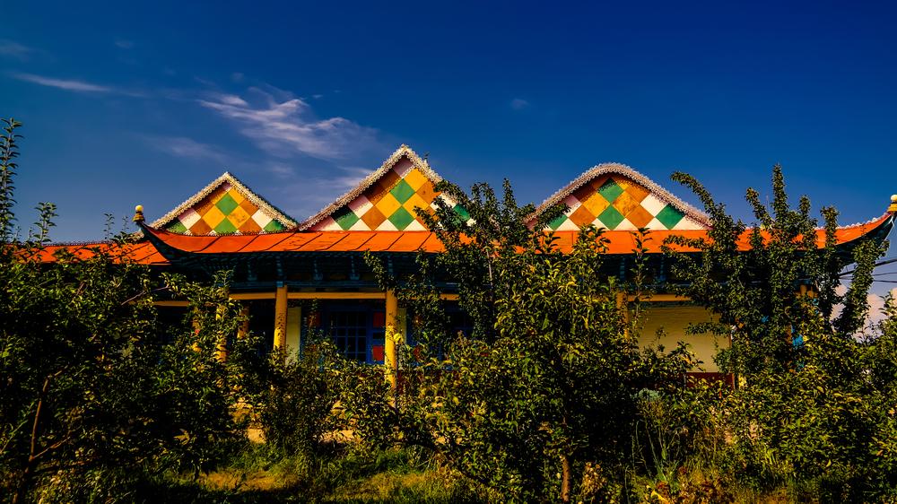 Фото: Дунганская мечеть