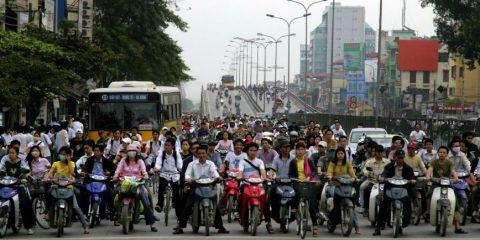 Фото: Мотоциклы в Азии
