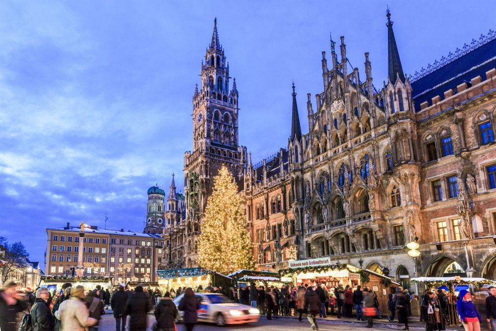 Фото: Мюнхен