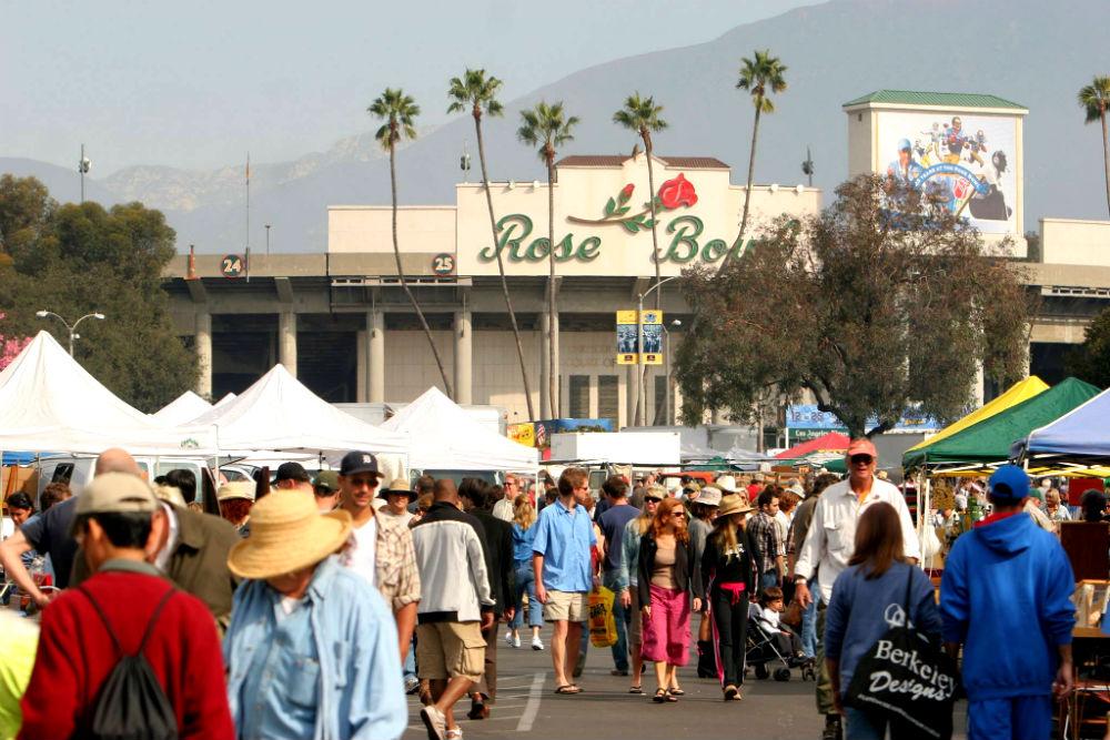 Фото: Rose Bowl, Лос-Анджелес, США