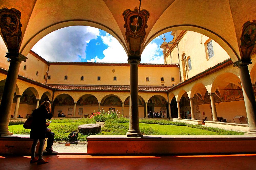 Фото: Монастырь Сан-Марко
