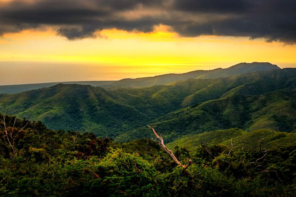 Фото: Национальный парк Топес-де-Кольянтес