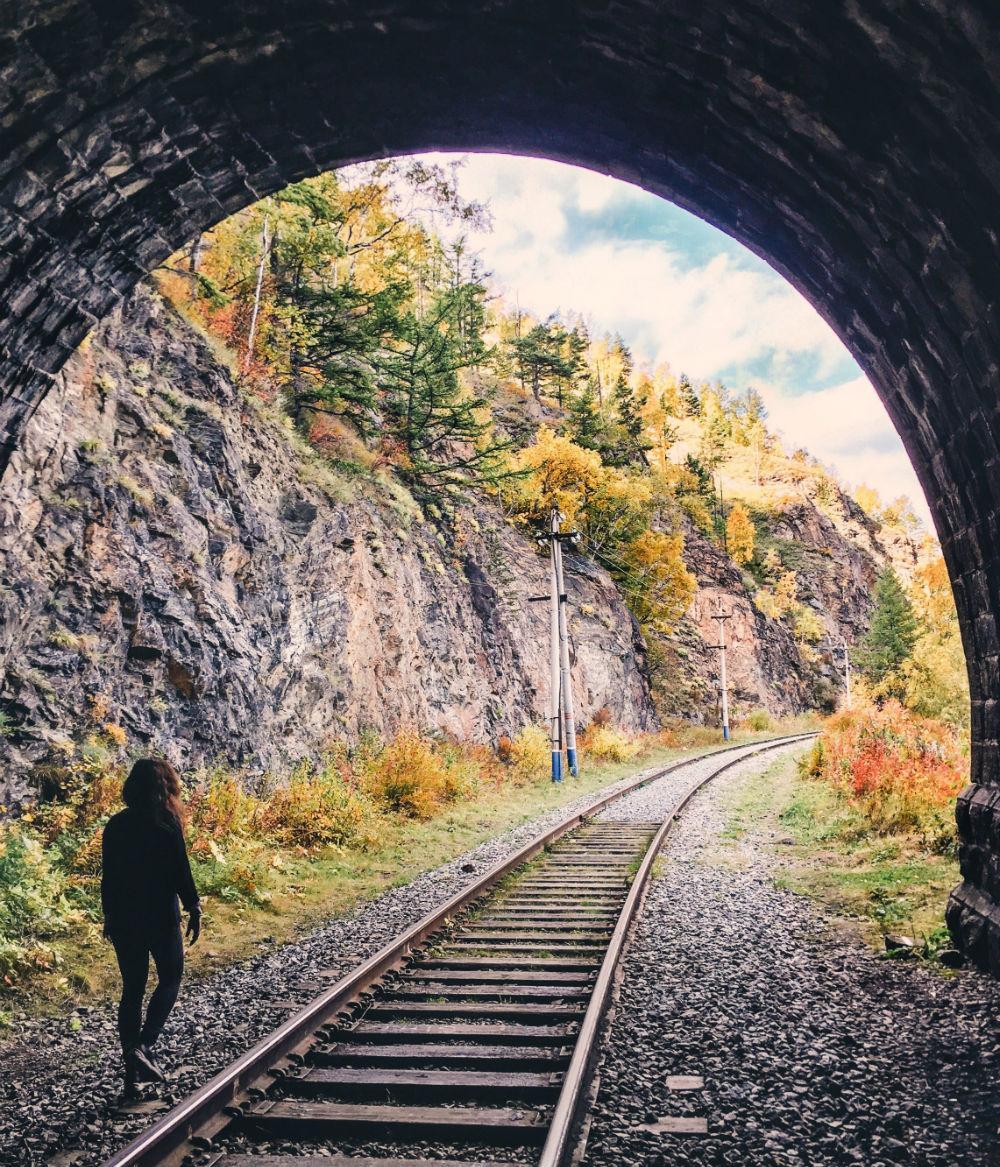 Фото: Железнодорожный путь