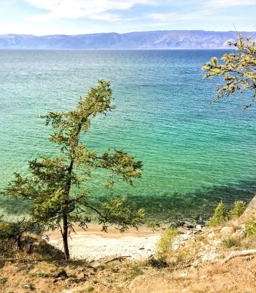 Фото: Озеро Байкал