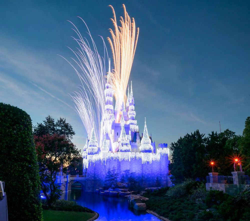 Фото: Disney's Magic Kingdom