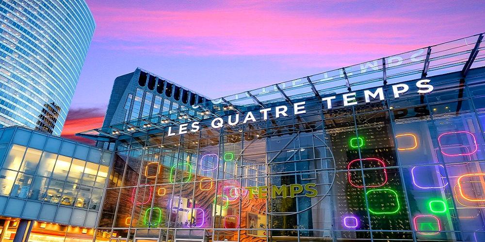 Фото: Les Quatre Temps