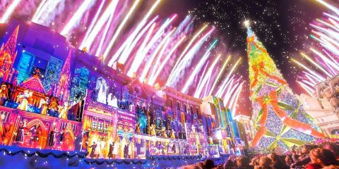 Фото: Новый год в Азии