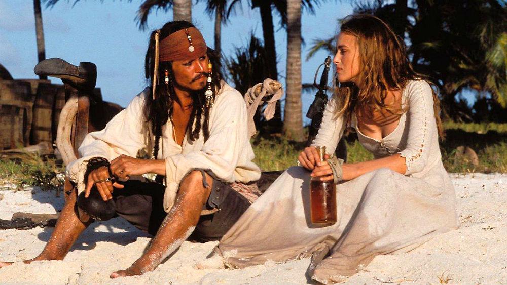 Фото: Кадр из фильма «Пираты Карибского моря»