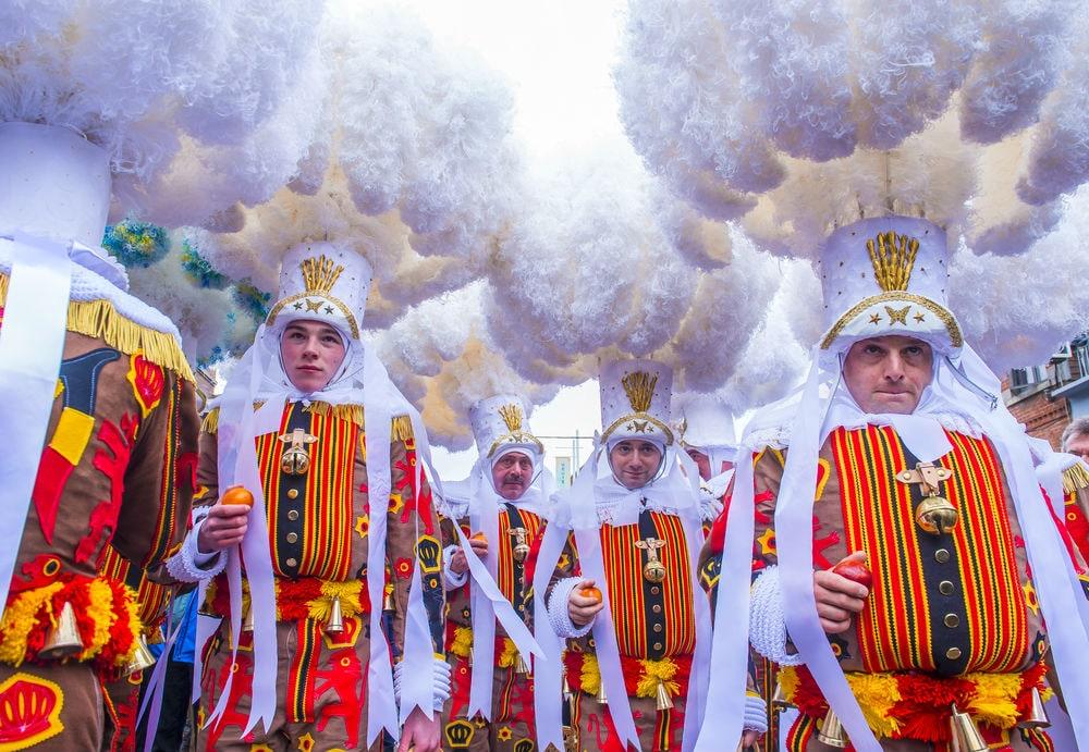Фото: Карнавал в Бенше