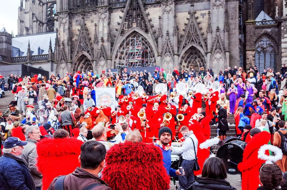 Фото: Карнавал в Кёльне