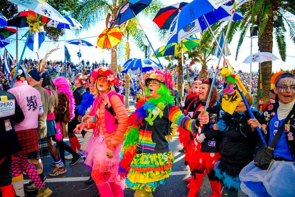 Фото: Карнавал в Ницце