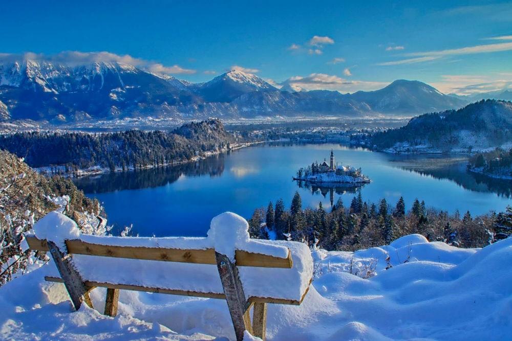 Фото: Озеро Блед