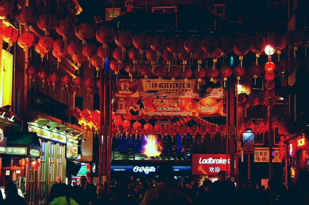 Фото: Китайский Новый год