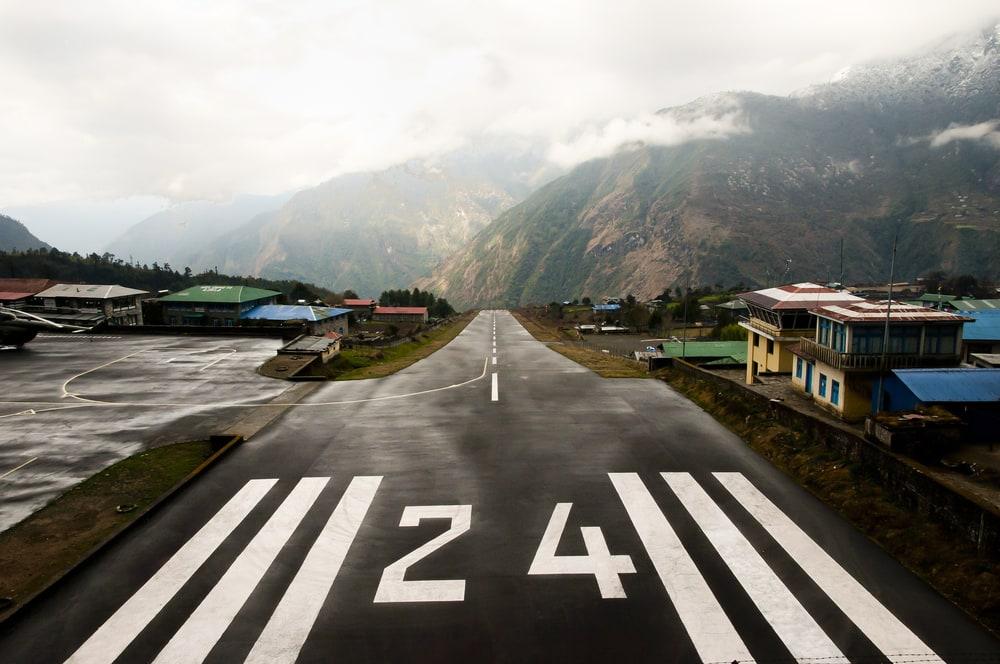 Фото: Аэропорт Непала