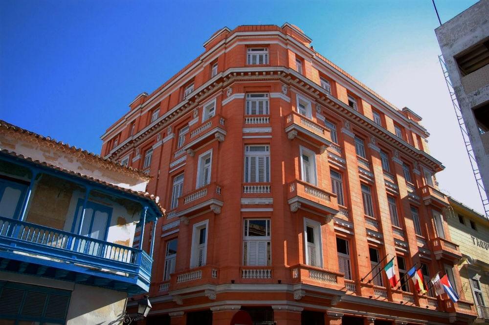 Фото: Отель Ambos Mundos