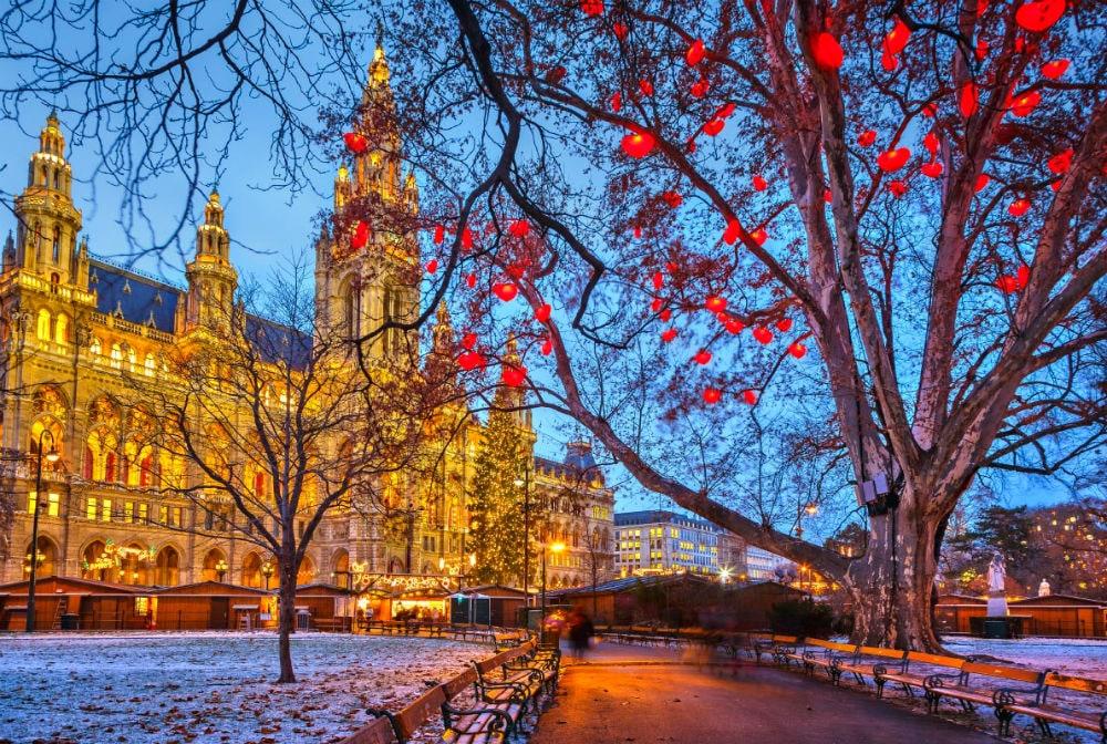 Фото: Рождественская Вена
