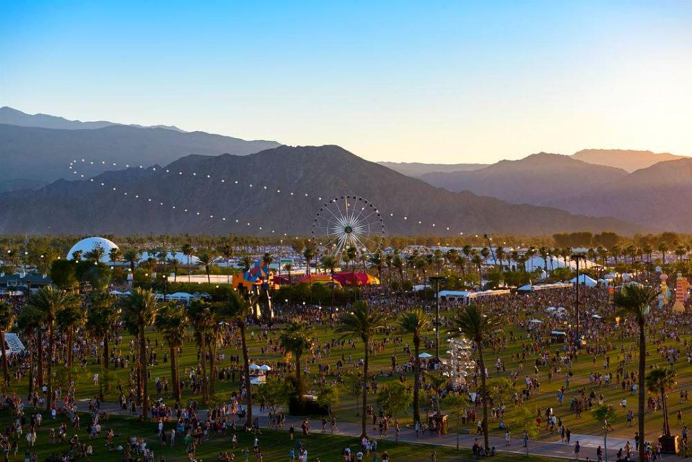 Фото: Фестиваль музыки и искусств Coachella