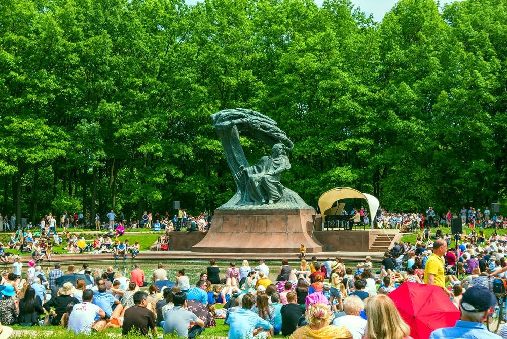 Фото: Концерты в Варшаве