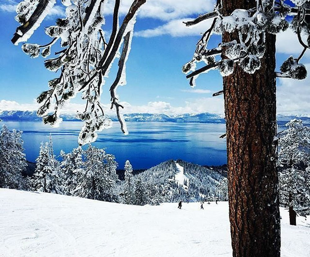 Фото: Горнолыжный курорт Diamond Peak