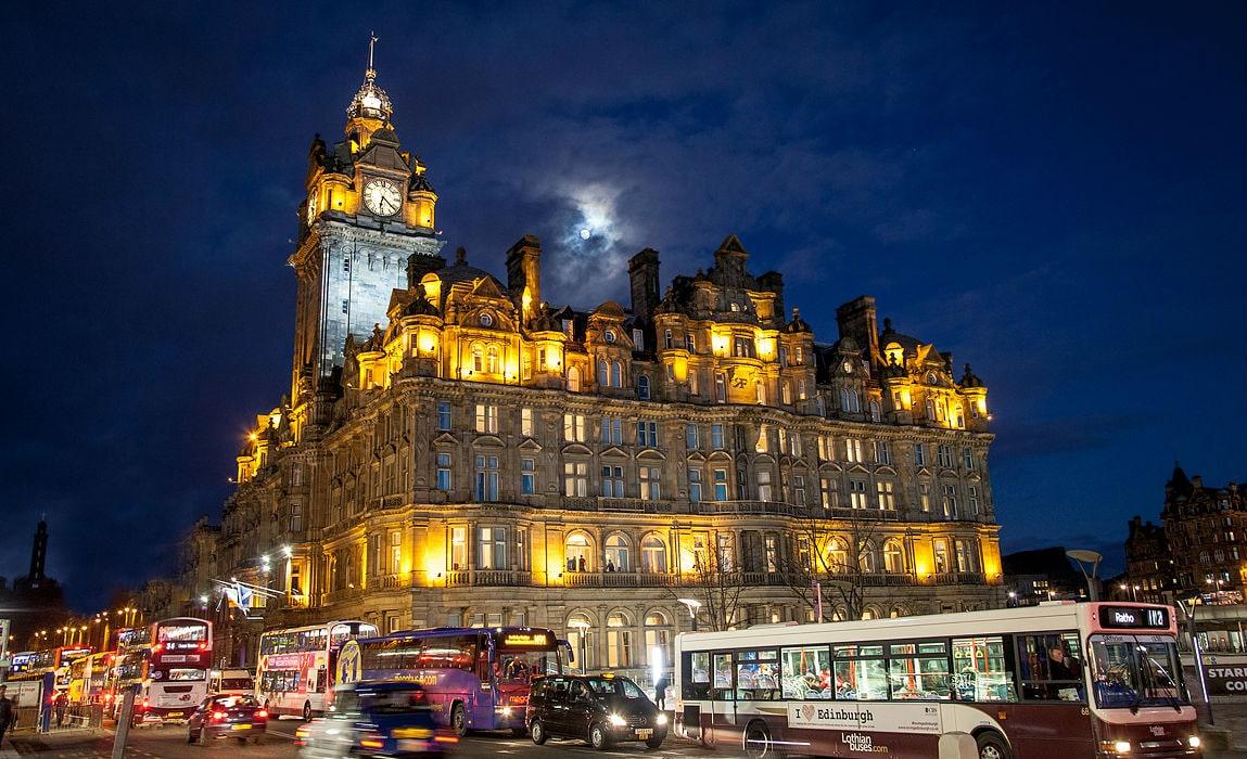 Фото: Эдинбург