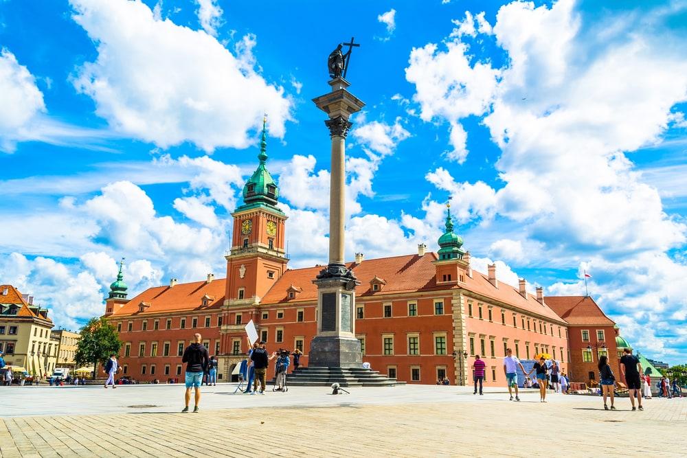 Фото: Экскурсии в Варшаве