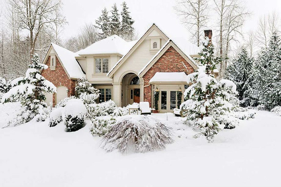 Фото: Отель зима