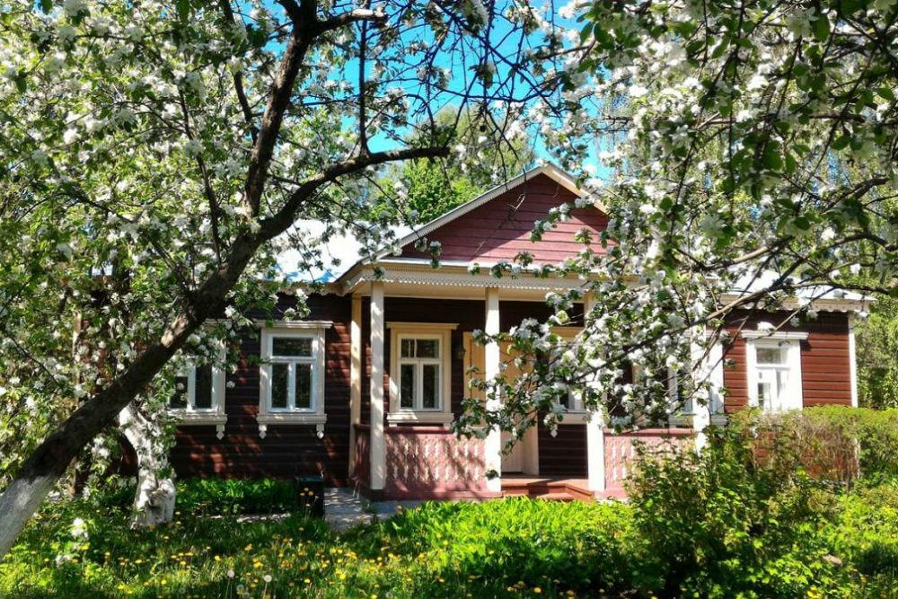 Photo: Museum-Estate.  Academician I.P.  Pavlova