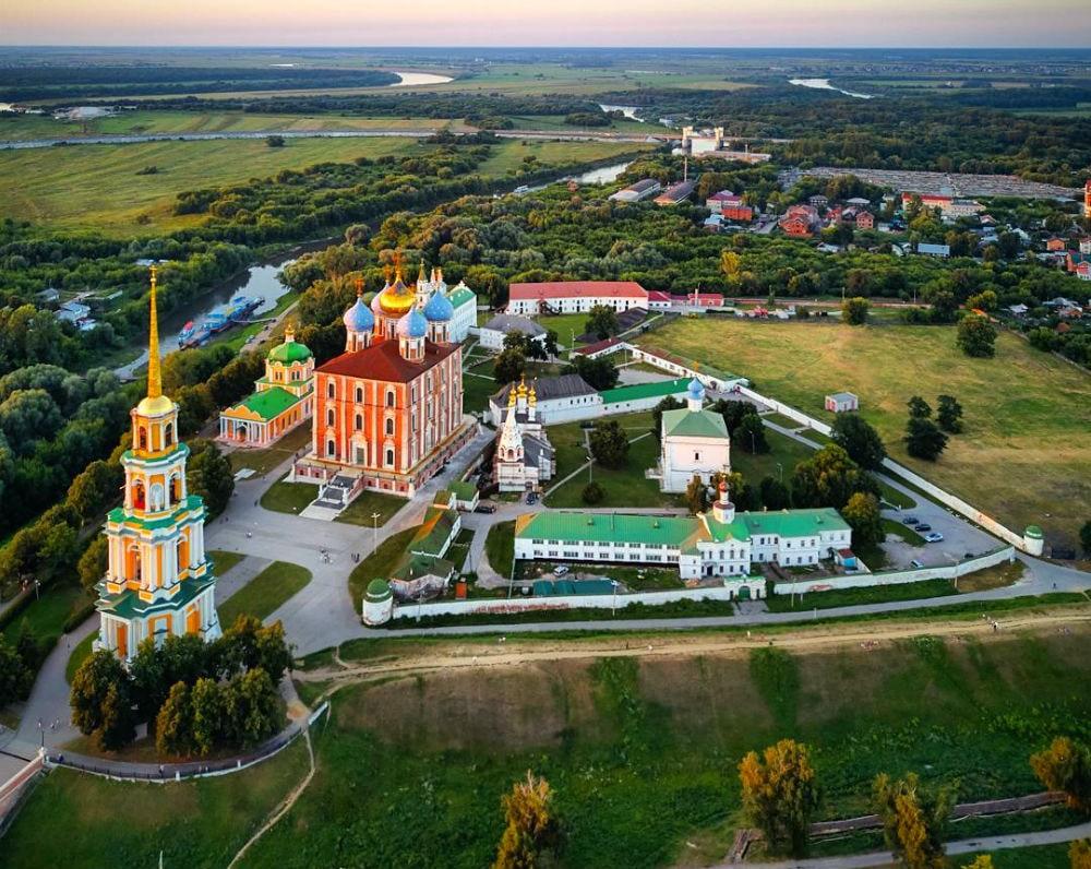Фото: Рязанский кремль