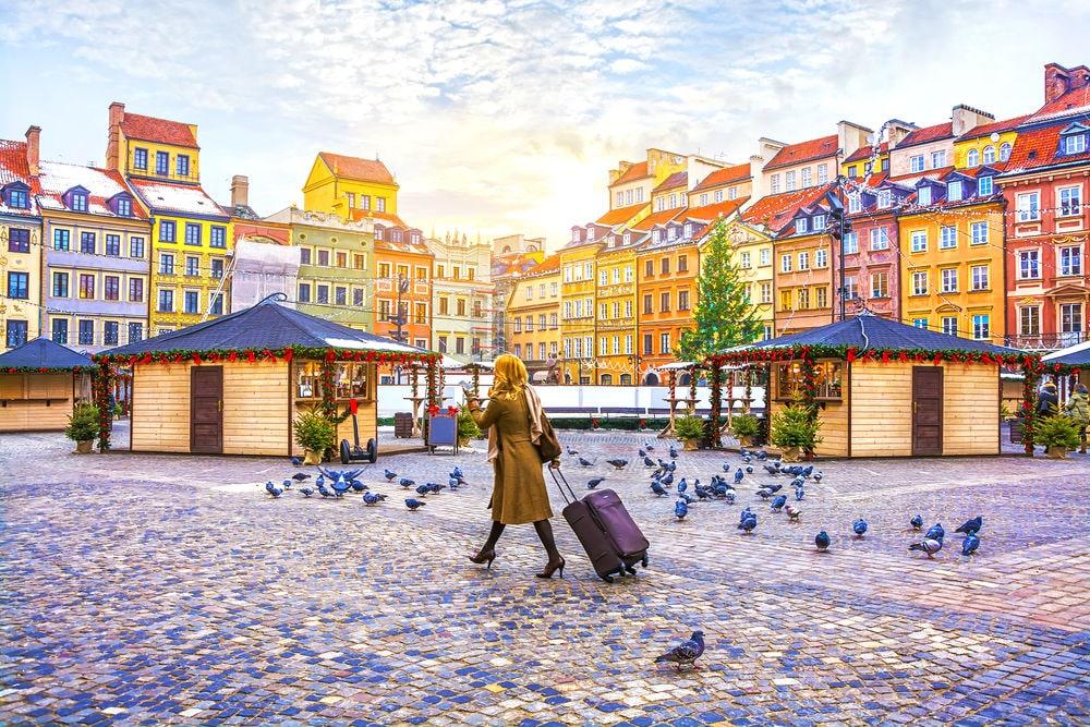 Фото: Варшава