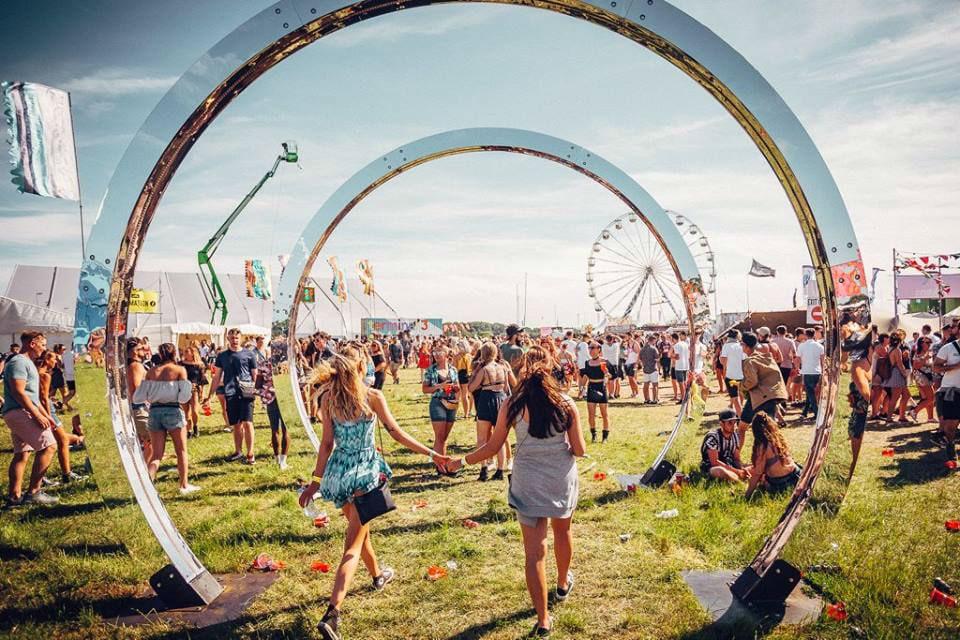 Фото: Фестиваль музыки и танца We are FSTVL
