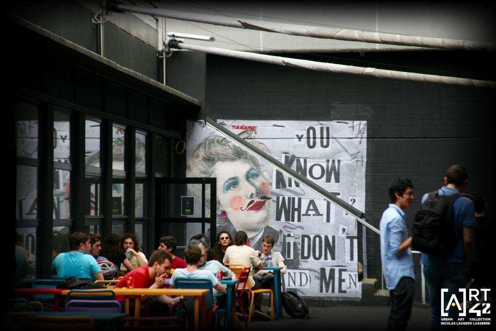 Фото: Музей стрит-арта и пост-граффити Art 42