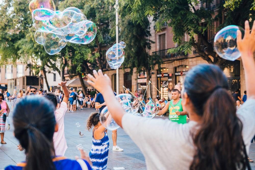 Фото: Выходные в Барселоне с ребёнком