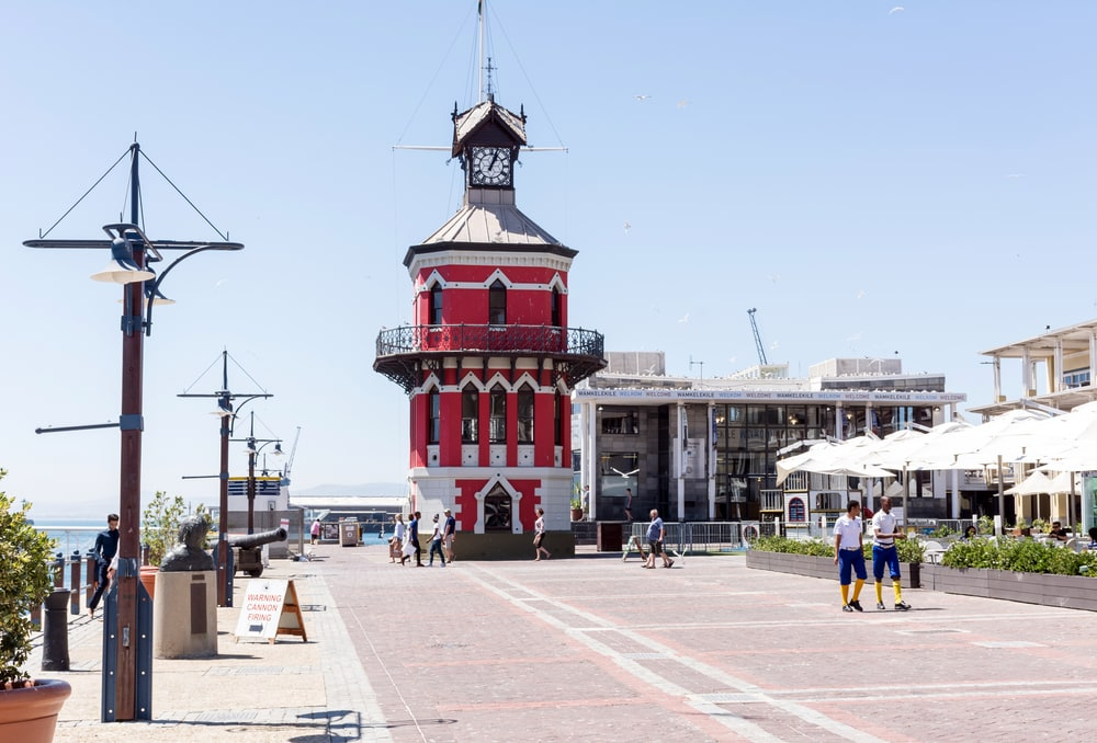 Фото: Набережная Виктории и Альфреда, Кейптаун