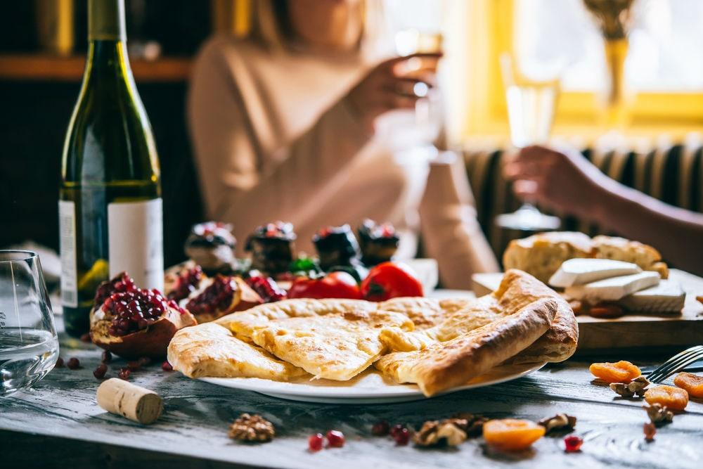 Фото: Грузинская кухня