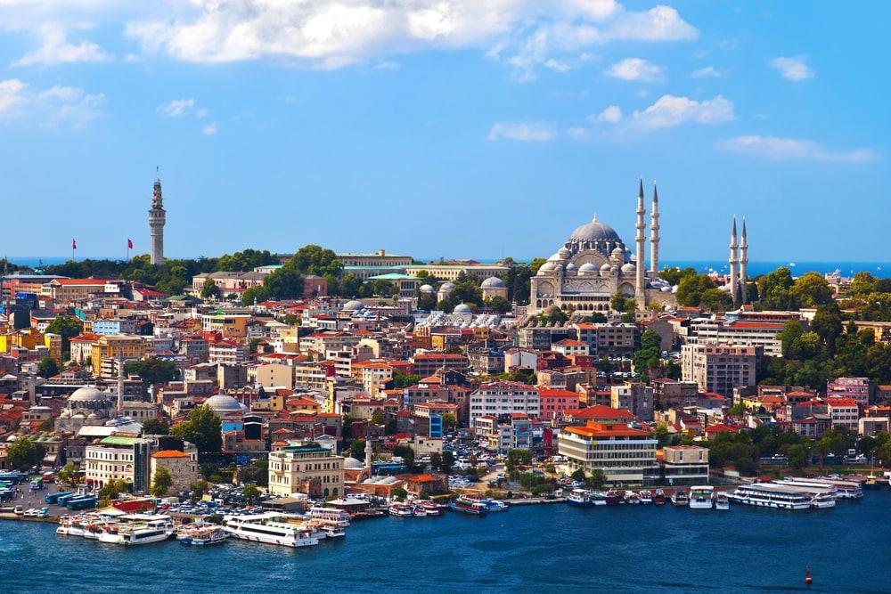 Фото: Набережная Босфора, Стамбул