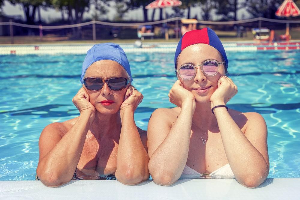 Фото: В отпуск с мамой